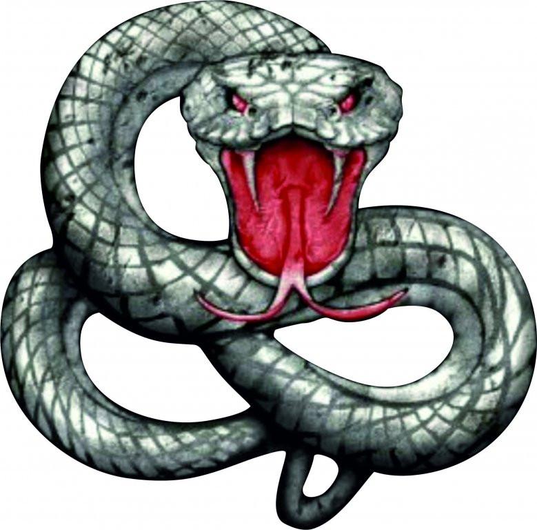 этом трехглавая змея картинка просто
