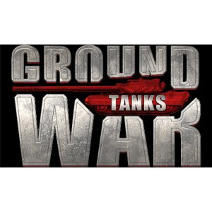 Наклейка на авто Ground War Tanks