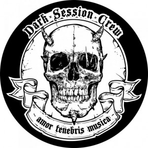 Наклейка на авто Dark session